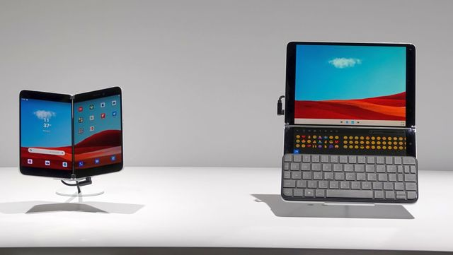 「Surface Duo」「Surface Neo」
